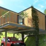 Как сделать дом из морского контейнера?