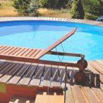 Как сделать бассейн на даче своими руками из подручных материалов?