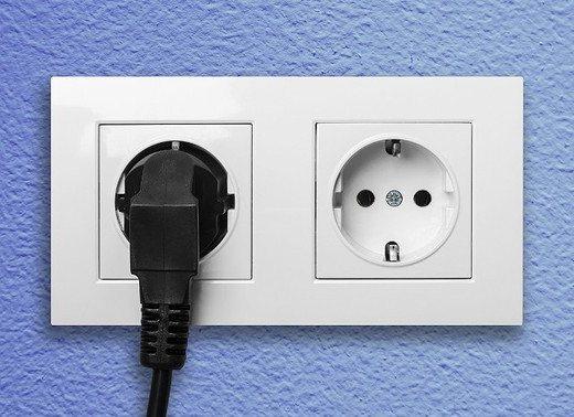 Электрические розетки