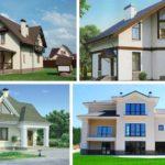 Дом из газобетона: экономия и надежность