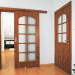 Классификация межкомнатных дверей по способу открывания