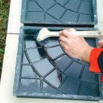 Силиконовые формы для плитки: характеристики и использование