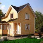 Каркасный дом или дом из бруса