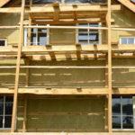 Наружное утепление деревянного дома