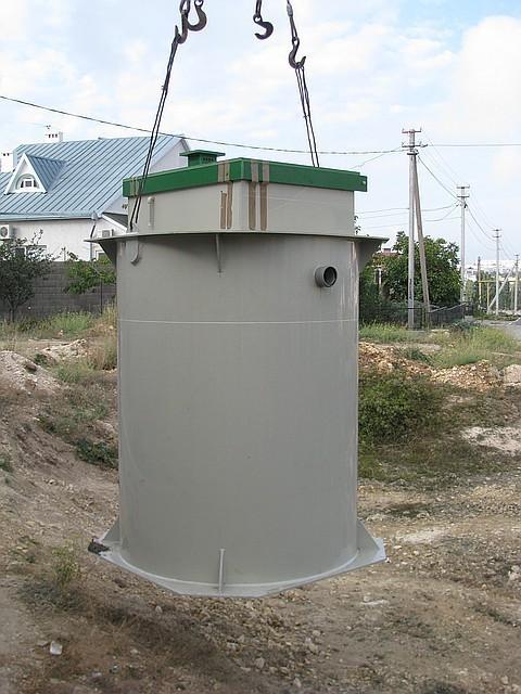 аэрационная система очистки стоков