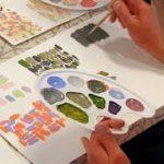 Гармония цвета в ландшафтном дизайне