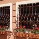 Оконные решетки — сохранность вашего жилища