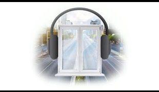 Шумозащитные окна